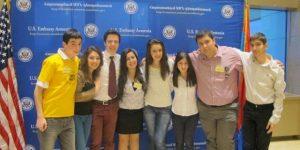 FLEX Celebrates 20 Years in Armenia