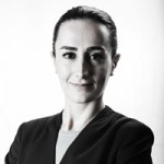 Irina Ghaplanyan '99