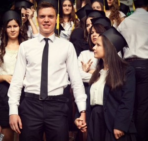 irina graduation