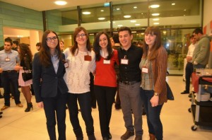IREX Azerbaijan and the US Embassy in Azerbaijan organized the first speed networking event for US-educated alumni.