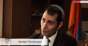 Vardan Partamyan: Bridging Fantasy and Reality