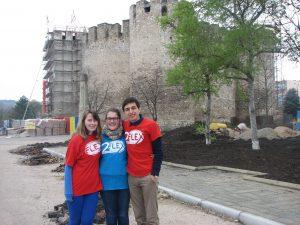Despere Moldova Project Organizers