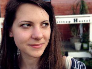 Sofya Omelchenko '09
