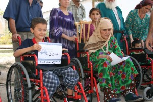 Jamshed's photo Wheelchair Project