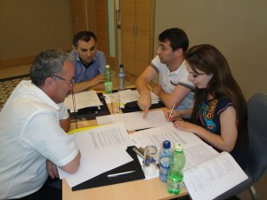 Modert Teaching Methodology Training for Law school professors organized by EWMI - JILEP project