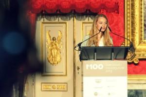 Speech at M100