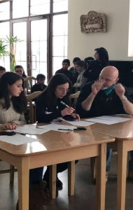 Vanadzor Talent Show jury
